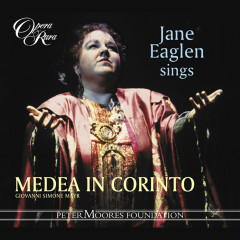 Mayr: Medea in Corinto (Highlights) - Jane Eaglen, Bruce Ford, Rául Gimenez, Philharmonia Orchestra, David Parry