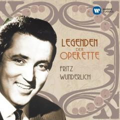 Legenden der Operette: Fritz Wunderlich - Fritz Wunderlich