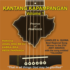 KANTANG KAPAMPANGAN Volume 1 - Various Artists