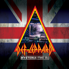 Hysteria At The O2 (Live) - Def Leppard
