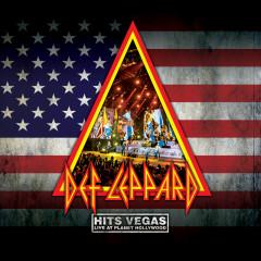 Hits Vegas (Live) - Def Leppard