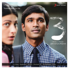 3 (Original Motion Picture Soundtrack) - Anirudh Ravichander