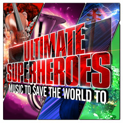 Ultimate Superheroes - Robert Ziegler