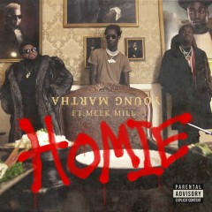Homie (feat. Meek Mill) - Young Thug, Carnage, Young Stoner Life Records, Meek Mill