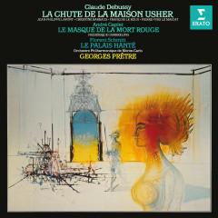 Debussy: La chute de la maison Usher - Caplet: Le masque de la mort rouge - Schmitt: Le palais hanté - Georges Prêtre