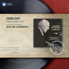 Debussy: Preludes I & II - Walter Gieseking