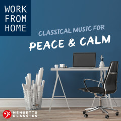 Work From Home: Classical Music for Peace & Calm - Various Artists