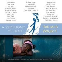 A Symphony of Hope: The Haiti Project - Various Artists