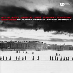 Out of Russia. Music by Schnittke, Louríe, Stravinsky & Tchaikovsky - Gidon Kremer, Christoph Eschenbach