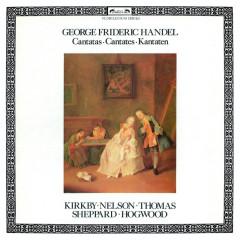 Handel: Italian Cantatas; The Alchemist - Emma Kirkby, Judith Nelson, David Thomas, Patrizia Kwella, Susan Sheppard