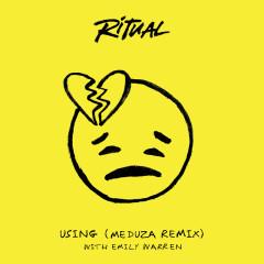 Using (MEDUZA Remix) (Single)