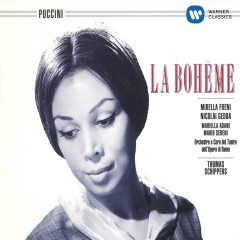 Puccini - La bohème - Thomas Schippers, Mirella Freni, Nicolai Gedda, Coro e Orchestra del Teatro dell'Opera, Roma