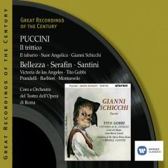 Puccini: Il trittico (Il tabarro; Suor Angelica; Gianni Schicchi) - Tito Gobbi