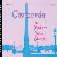 Concorde (RVG Remaster) - The Modern Jazz Quartet