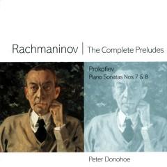 Rachmaninov The Complete Preludes - Peter Donohoe