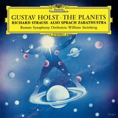 Strauss, R.: Also sprach Zarathustra / Holst: The Planets - Joseph Silverstein, New England Conservatory Chorus, Lorna Cooke DeVaron, Boston Symphony Orchestra, William Steinberg