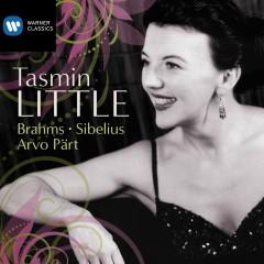 Tasmin Little: Brahms, Sibelius & Part - Tasmin Little