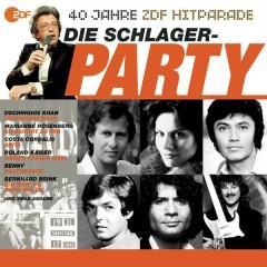 Die Party Hits - Das beste aus 40 Jahren Hitparade
