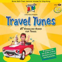Travel Tunes - Cedarmont Kids