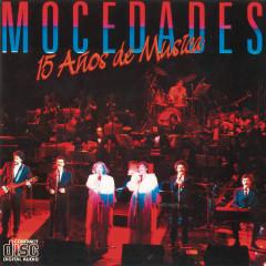 15 Anõs De Musica