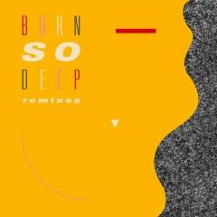 Burn So Deep (feat. Dawn Richard) [Remixes] - Jimmy Edgar, Dawn Richard