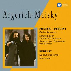 Franck & Debussy: Cello Sonatas - Mischa Maisky, Martha Argerich