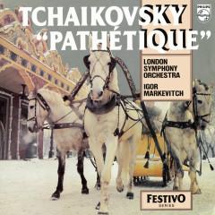 Tchaikovsky: Symphony No. 6 'Pathetique' - London Symphony Orchestra, Igor Markevitch