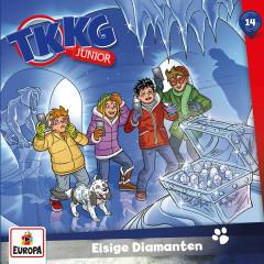 014/Eisige Diamanten - TKKG Junior