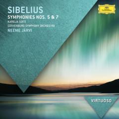 Sibelius: Symphonies Nos.5 & 7; Karelia Suite - Gothenburg Symphony Orchestra, Neeme Jarvi
