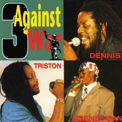 Three Against War - Various Artists