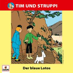 014/Der blaue Lotos - Tim & Struppi