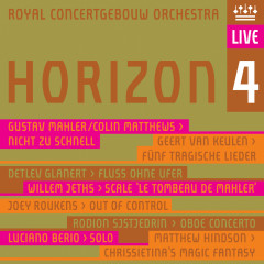 Horizon 4 (Live) - Royal Concertgebouw Orchestra