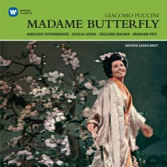 Puccini: Madame Butterfly [Electrola Querschnitte] (Electrola Querschnitte) - Anneliese Rothenberger