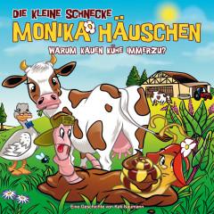 60: Warum kauen Kühe immerzu? - Die kleine Schnecke Monika Häuschen