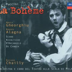 Puccini: La Bohème - Angela Gheorghiu, Roberto Alagna, Simon Keenlyside, Ildebrando D'Arcangelo, Roberto de Candia