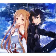 SWORD ART ONLINE MUSIC COLLECTION (Music from the Original TV Series) - Yuki Kajiura