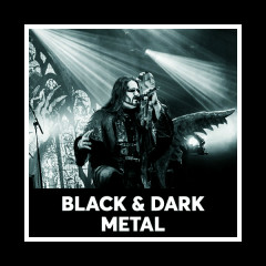 Black & Dark Metal