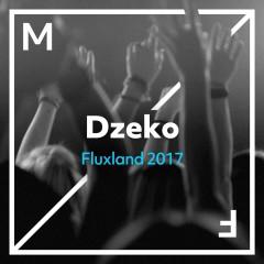 Fluxland 2017 - Dzeko