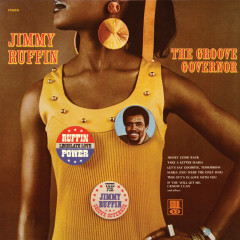 The Groove Governor - Jimmy Ruffin