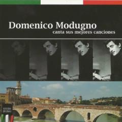 Domenico Modugno Canta Sus Mejores Canciones - Domenico Modugno
