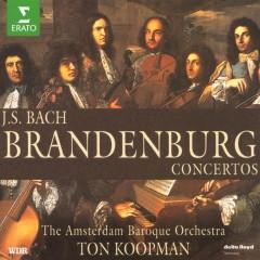 Bach: Brandenburg Concertos Nos 1 - 6, Concertos, BWV 1044 & 1059