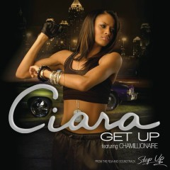 Get Up (Moto Blanco Radio Edit) - Ciara, Chamillionaire
