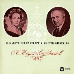 A Mozart Song Recital - Elisabeth Schwarzkopf, Walter Gieseking