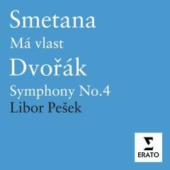 Smetana: Má Vlast - Dvorák: Czech Suite & Symphony No.4 - Royal Liverpool Philharmonic Orchestra, Libor Pesek