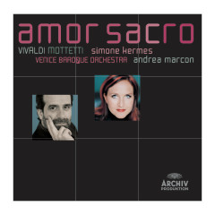 Vivaldi: Motets RV 627,632,630,626 - Simone Kermes, Venice Baroque Orchestra, Andrea Marcon