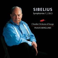 Sibelius : Symphonies 1, 2 & 3 - Chamber Orchestra Of Europe, Paavo Berglund