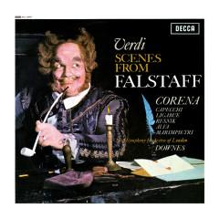Verdi: Falstaff; Cimarosa: Il maestro di Cappella – Excerpts (Opera Gala – Volume 14) - Fernando Corena, Sir Edward Downes, Argeo Quadri