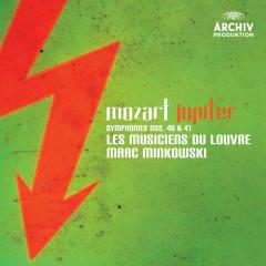 Mozart: Symphonies Nos. 40 & 41 - Les Musiciens Du Louvre, Marc Minkowski