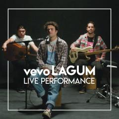 Lagum- Live Perfomance | VEVO - Lagum
