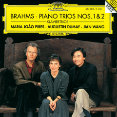 Brahms: Piano Trio Nos.1 Op.8 & 2 Op.87 - Maria João Pires, Augustin Dumay, Jian Wang